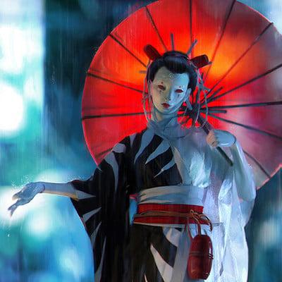 Marthe jonkers inkpunk55 geisha2s