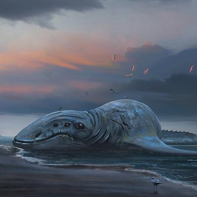 Stranded Monster