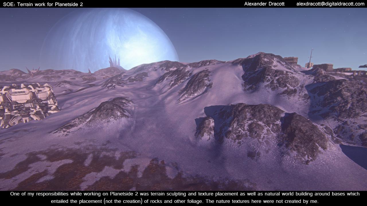 Alexander dracott soe terrain 02