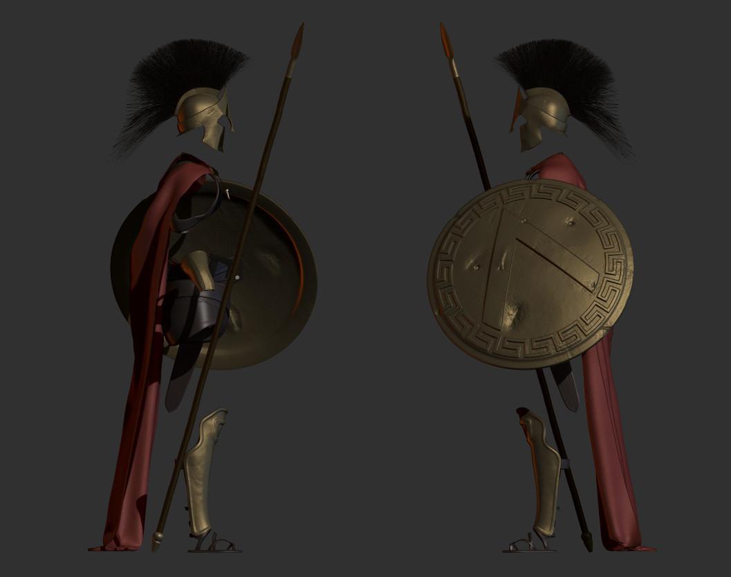 Vitor borsato armadura rigth left