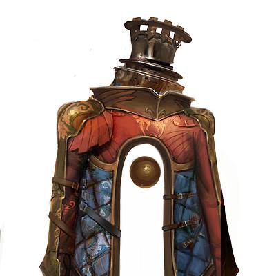 Pierre raveneau knights weird2