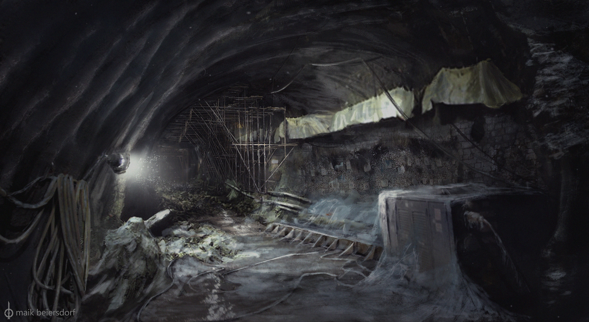 Maik beiersdorf unifase excavation tunnel