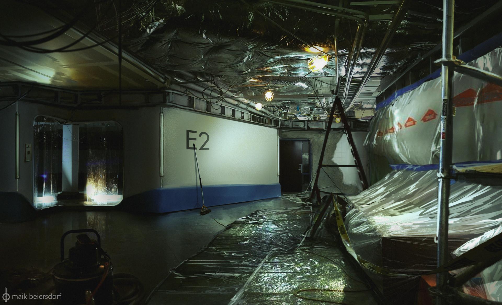 Maik beiersdorf unifase hallway restauration