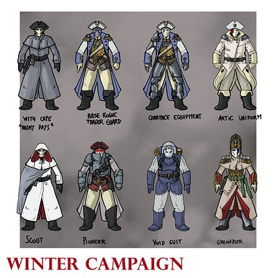 Fabrizio carminati guard trader sheet winter campaign