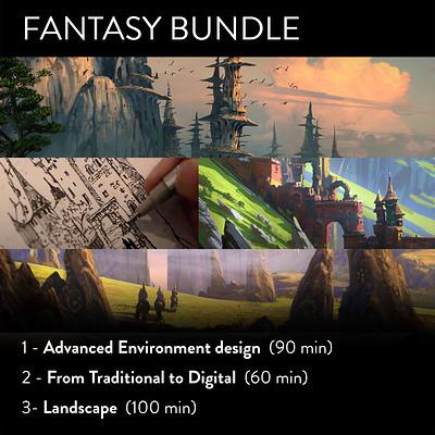 Raphael lacoste fantasy bundle