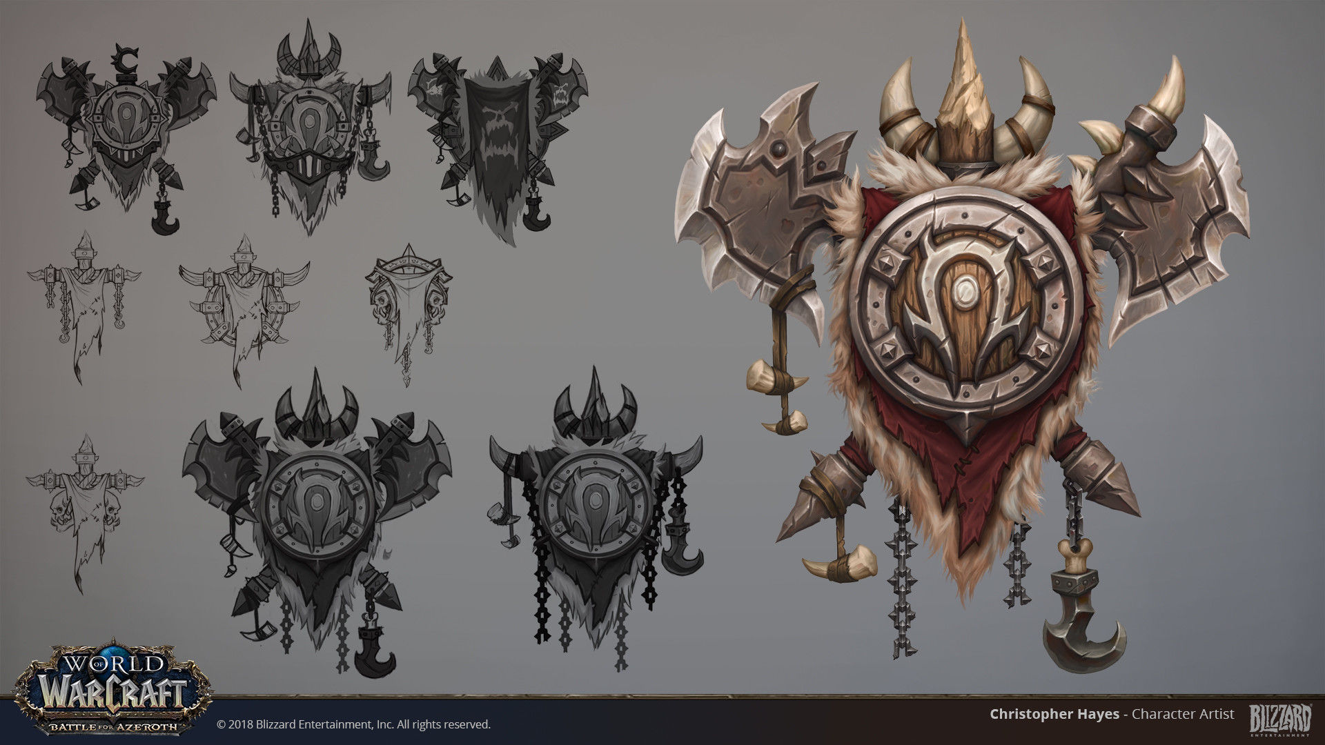 Christopher hayes bfa magharorccrest