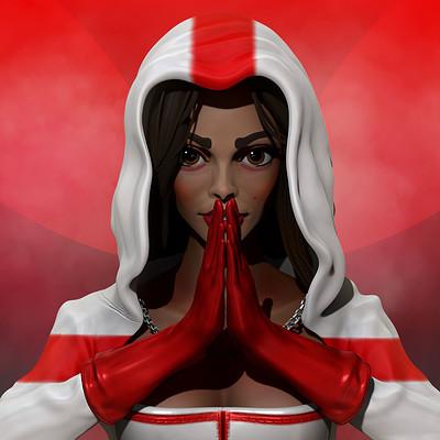 Sarah 'Templar Girl'