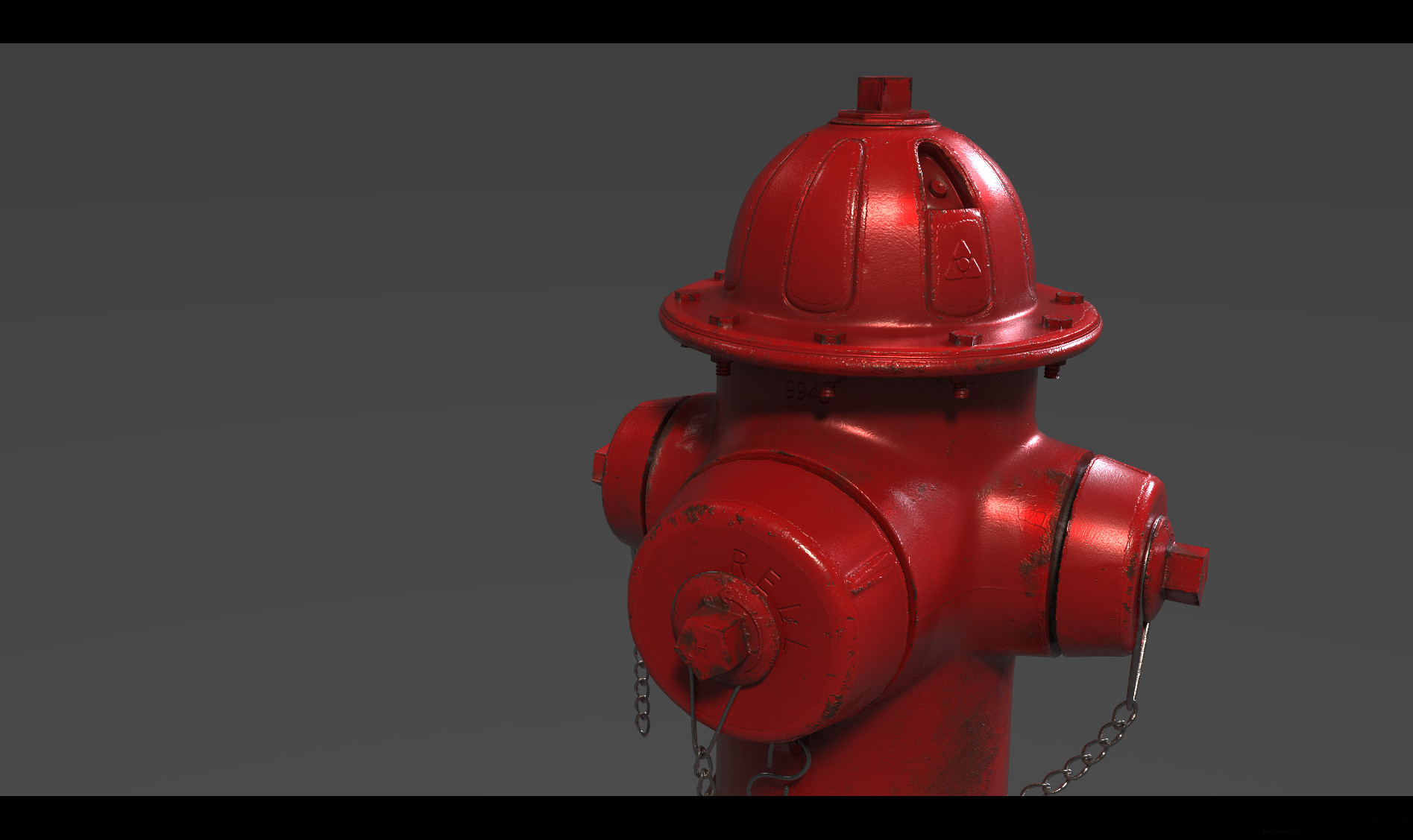 Substance Designer IRay Renders