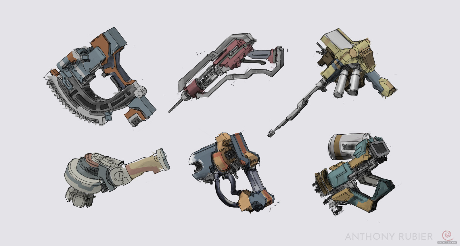 Concepts for tools