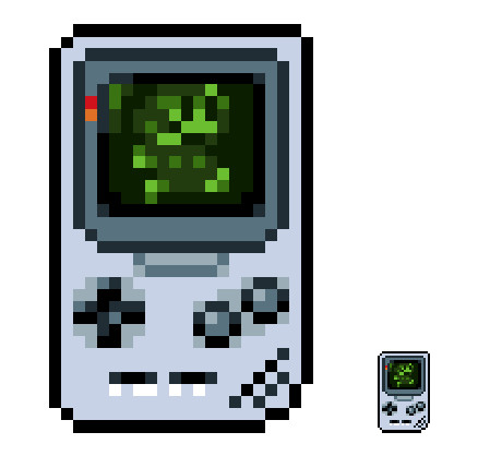 ArtStation - Pixel Art Collection, Grant Woolley