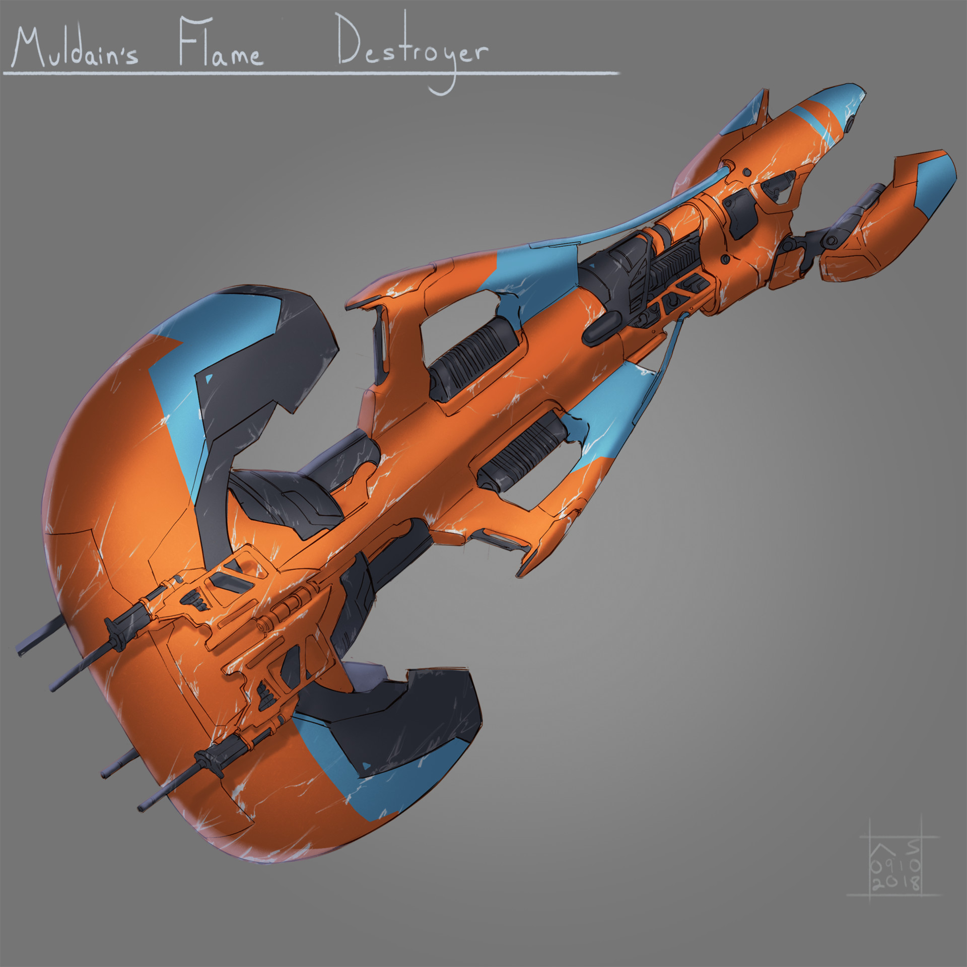 Ameilee sullivan destroyer1fin