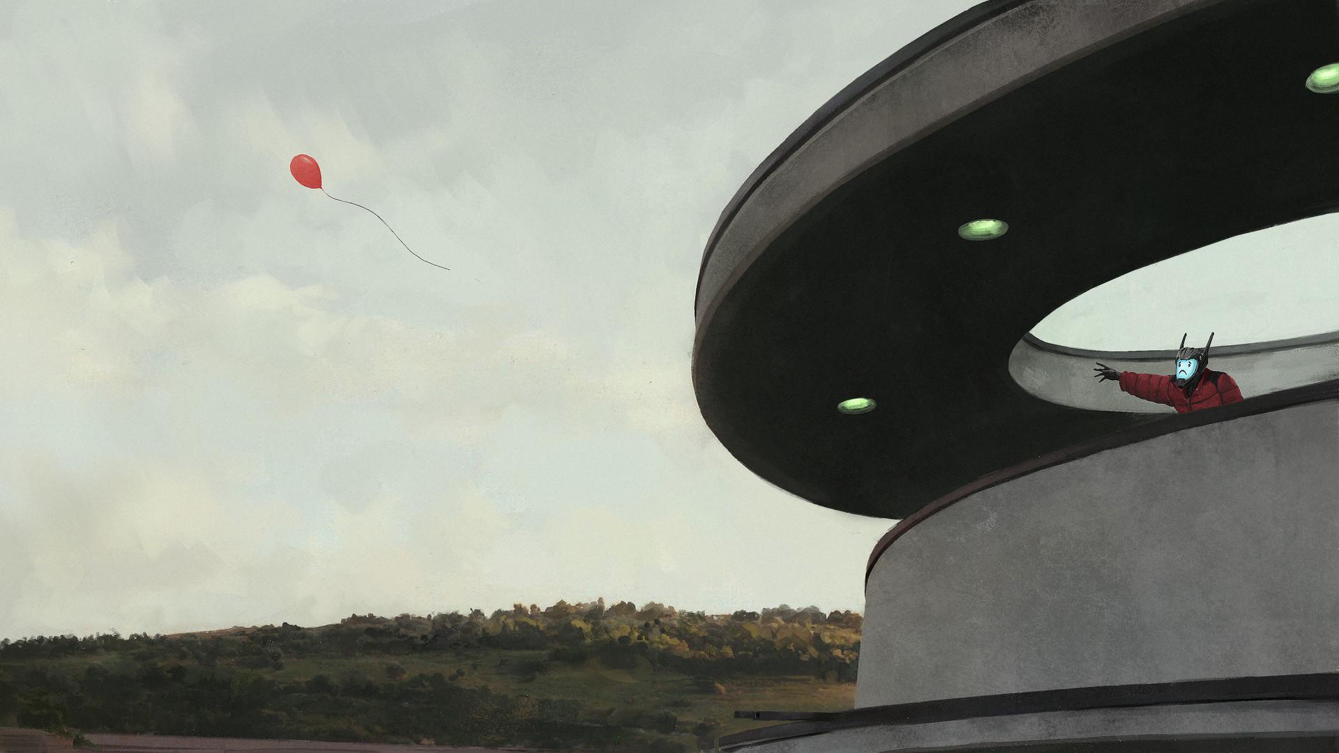 Vincenzo lamolinara red baloon