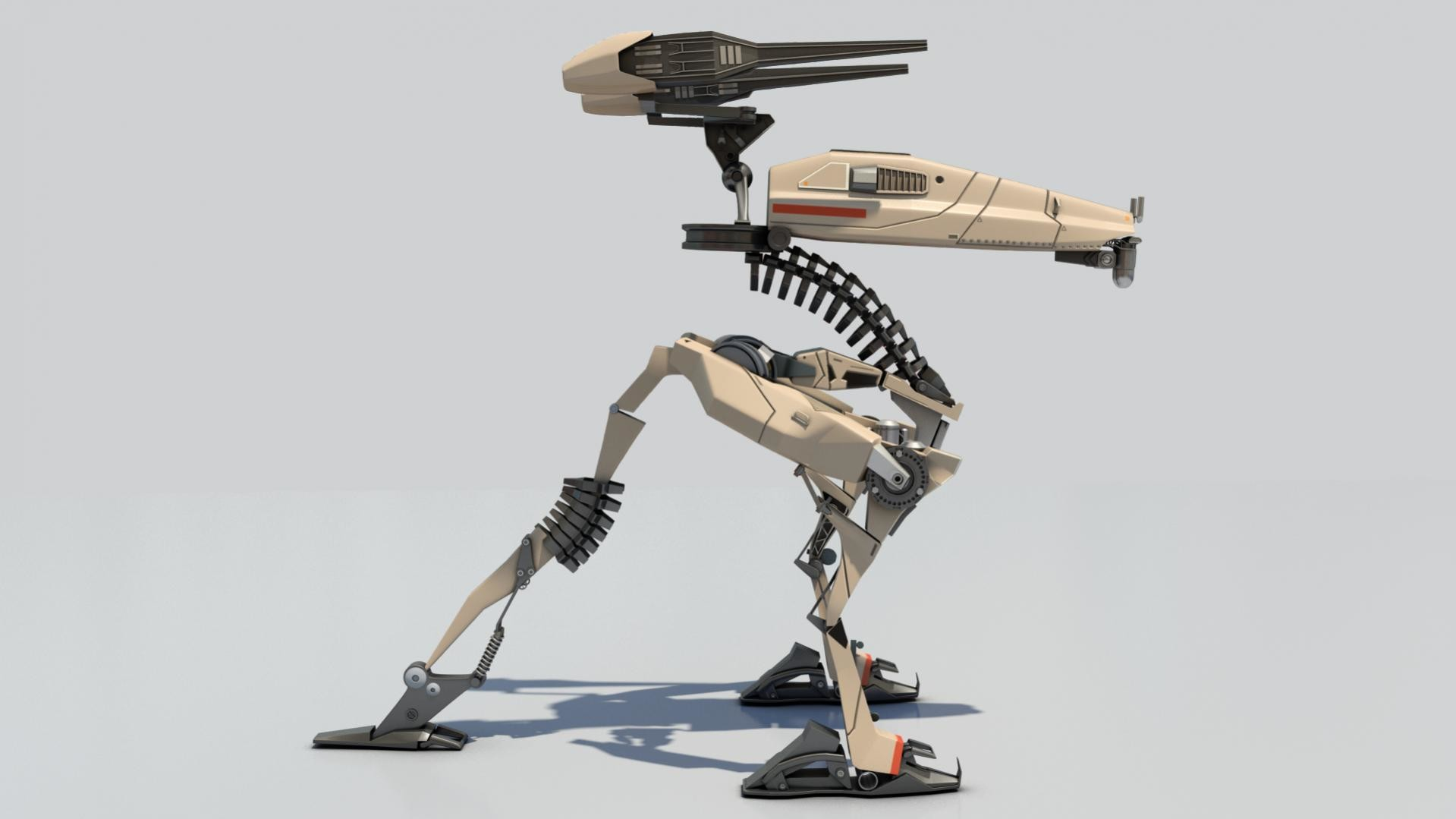 Mario merino tripod robot 04