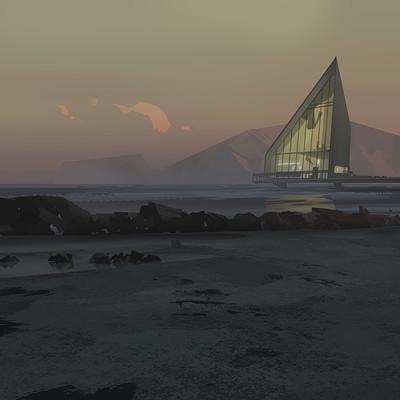 Patrick o keefe beach house
