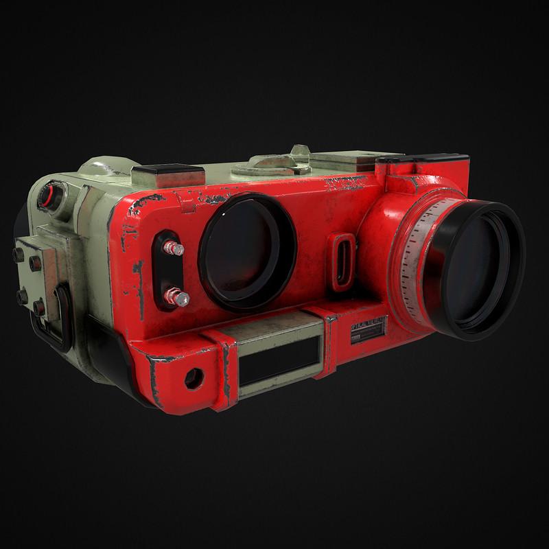 Bladerunner Deckard Binoculars