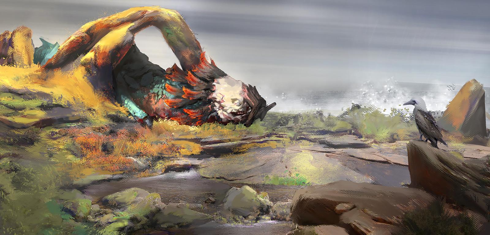 Dragon - Environment