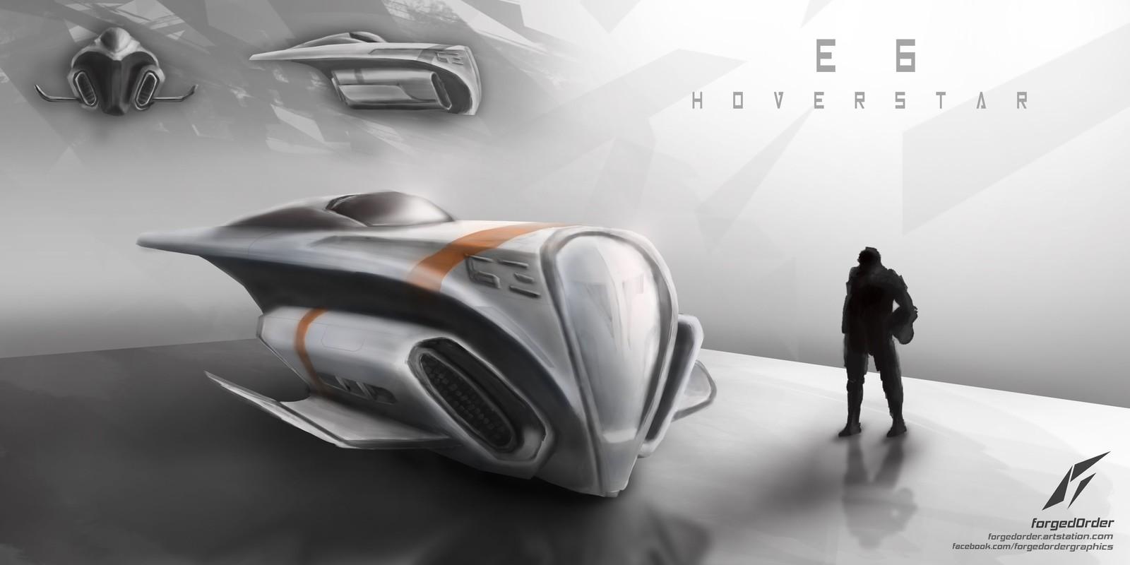 E-6 Hoverstar
