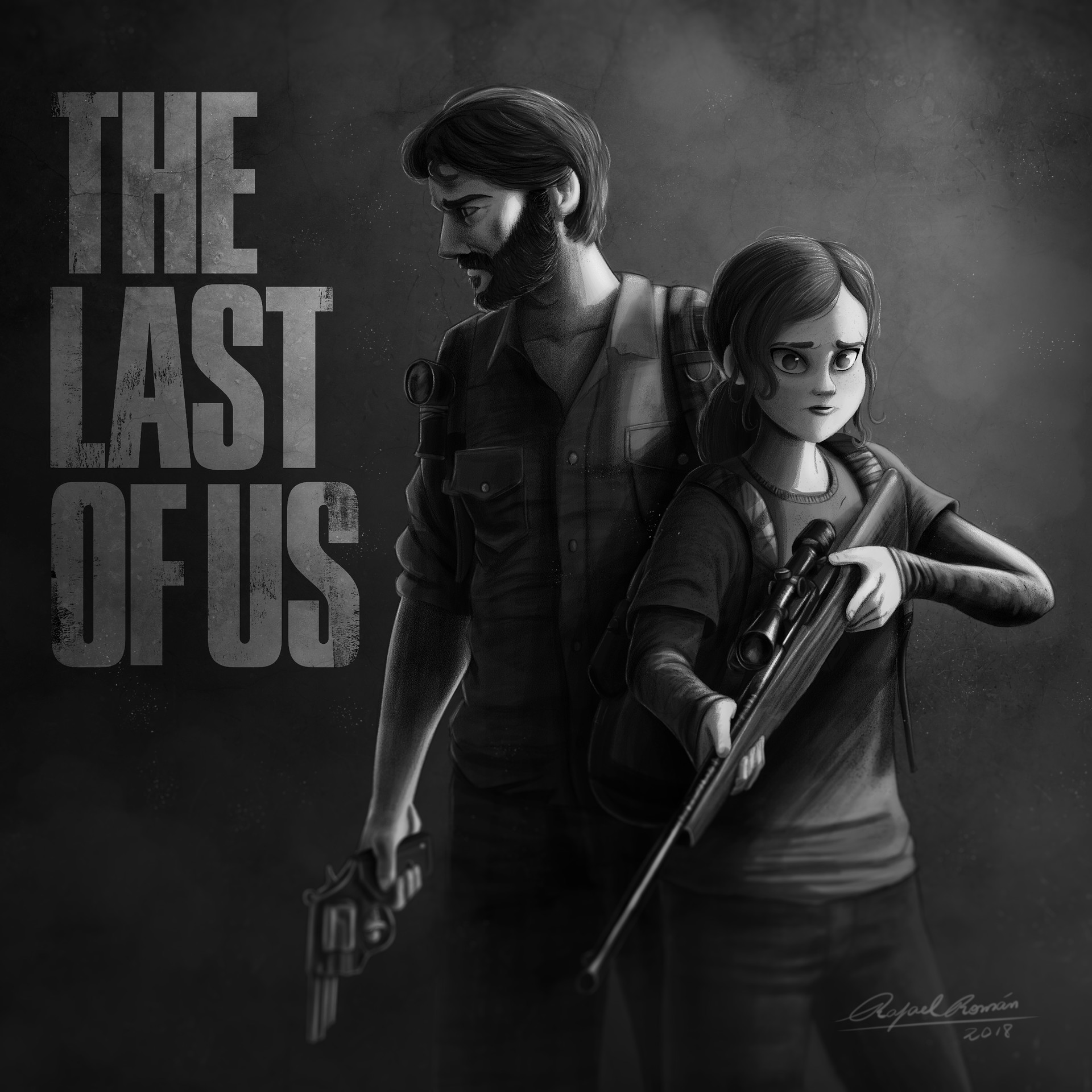 Rafael andrade the last of us bn