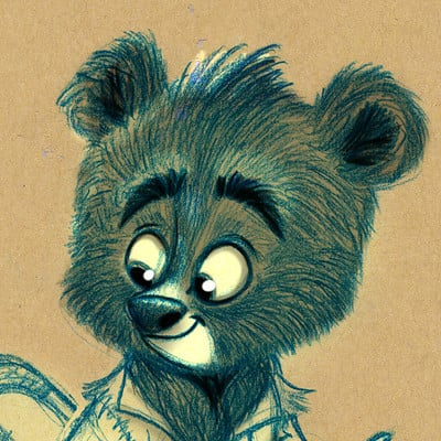 Vipin jacob baby bear 01
