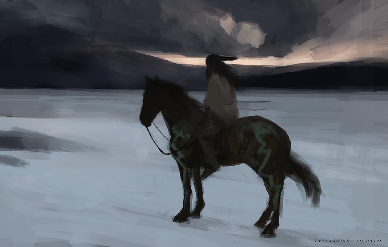 Black Elk Sketch