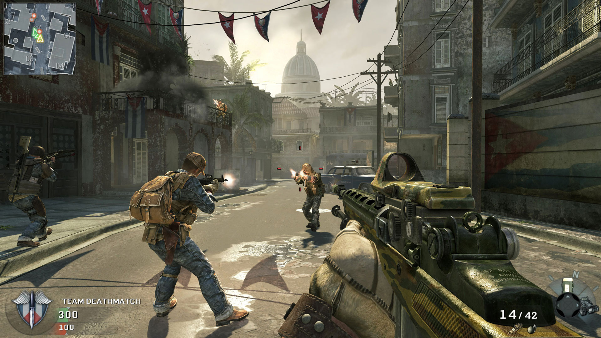 ArtStation - Call of Duty Level Design and Environment Art, Will ...