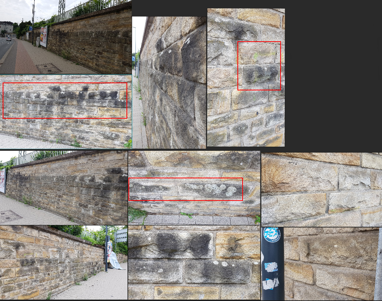Niels fechtel wall reference analysis