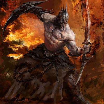 Antonio j manzanedo infernal warrior manzanedo