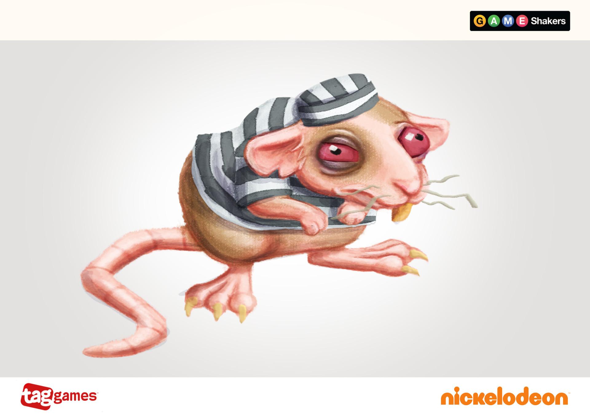 Lara bendoris rat