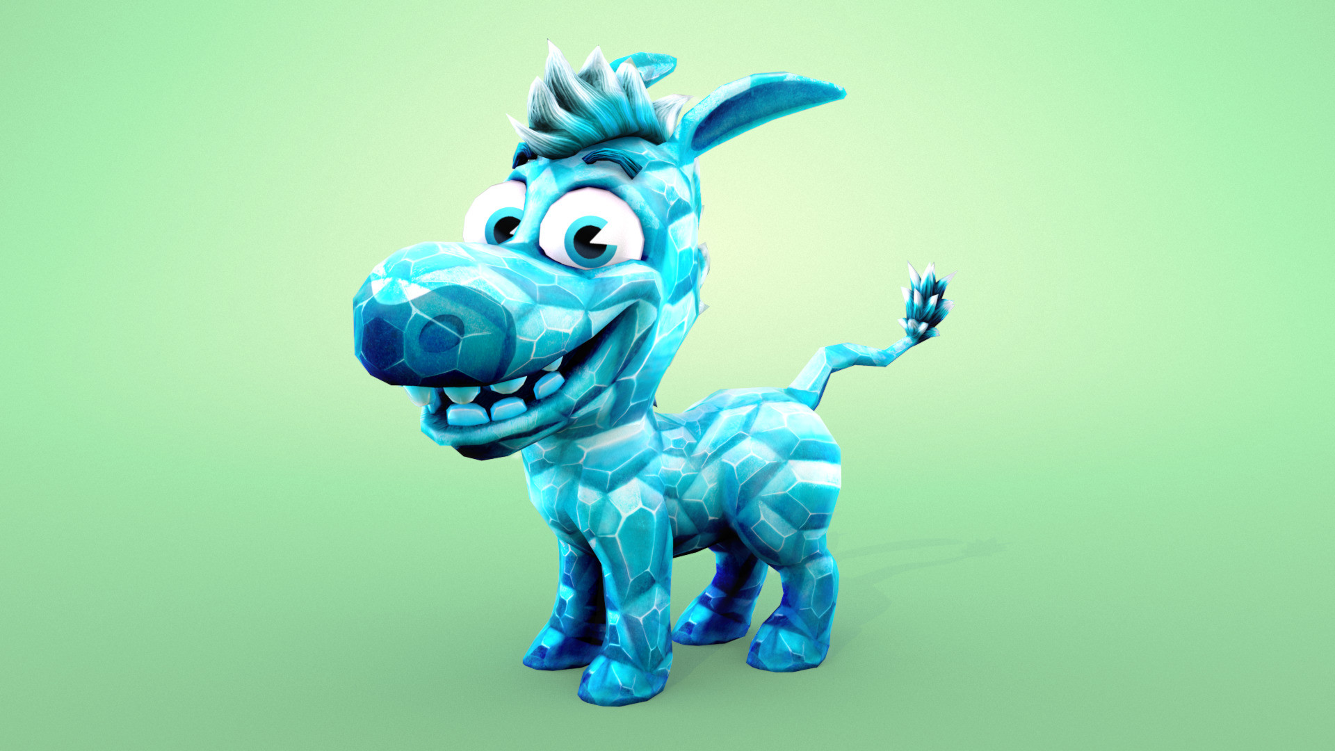 Lara bendoris customskin icehorse
