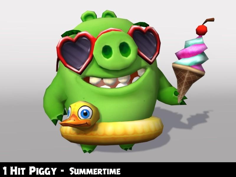 Piggie Costume Variation