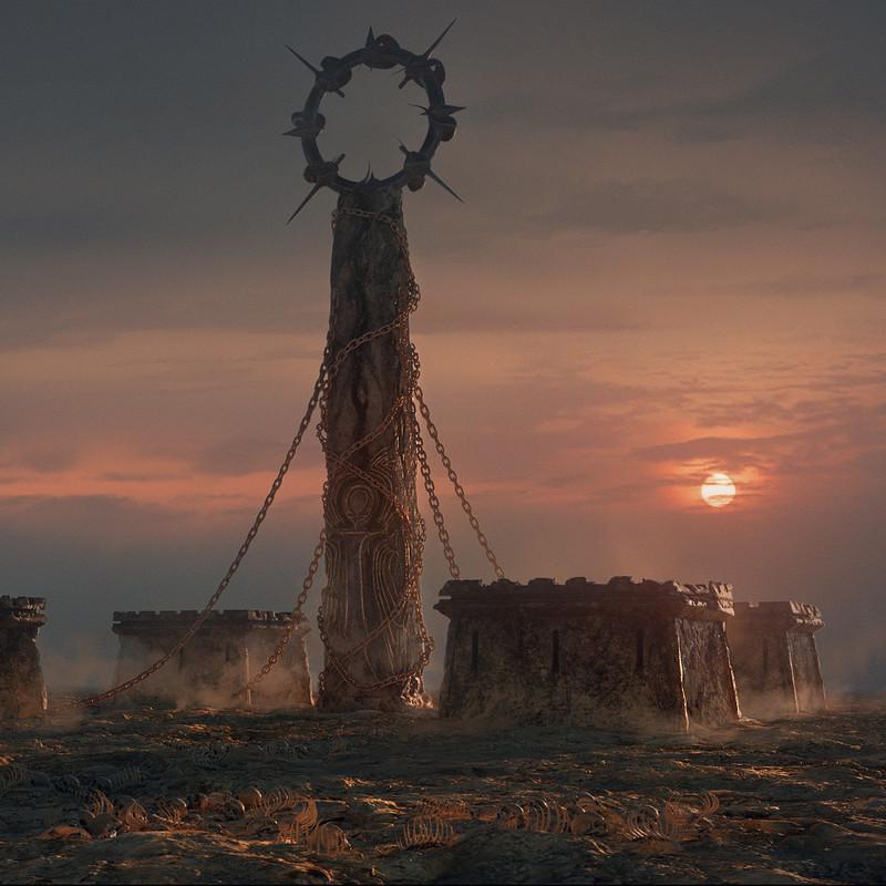 Asbeel's Shrine