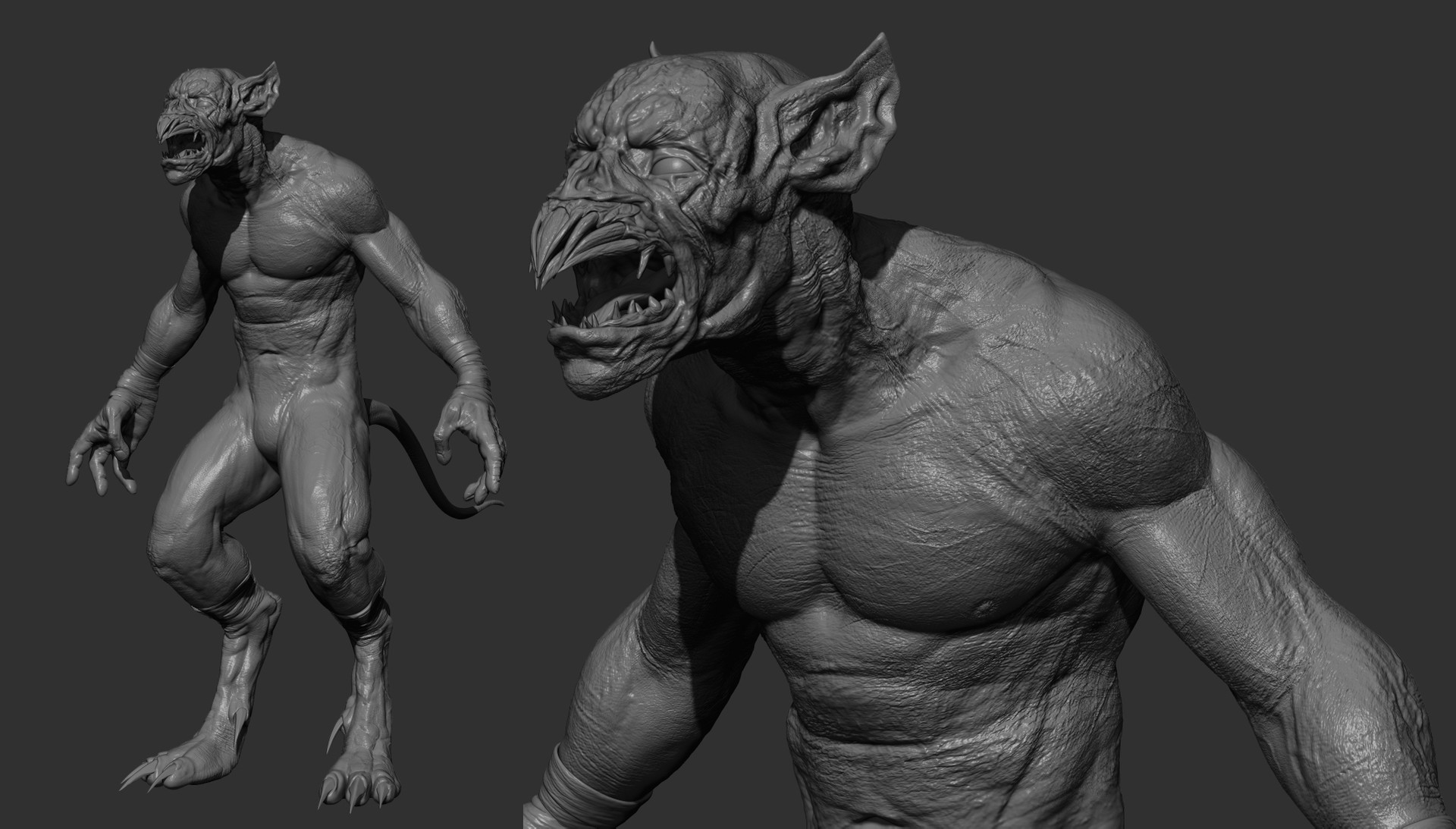 Zbrush  Screenshot