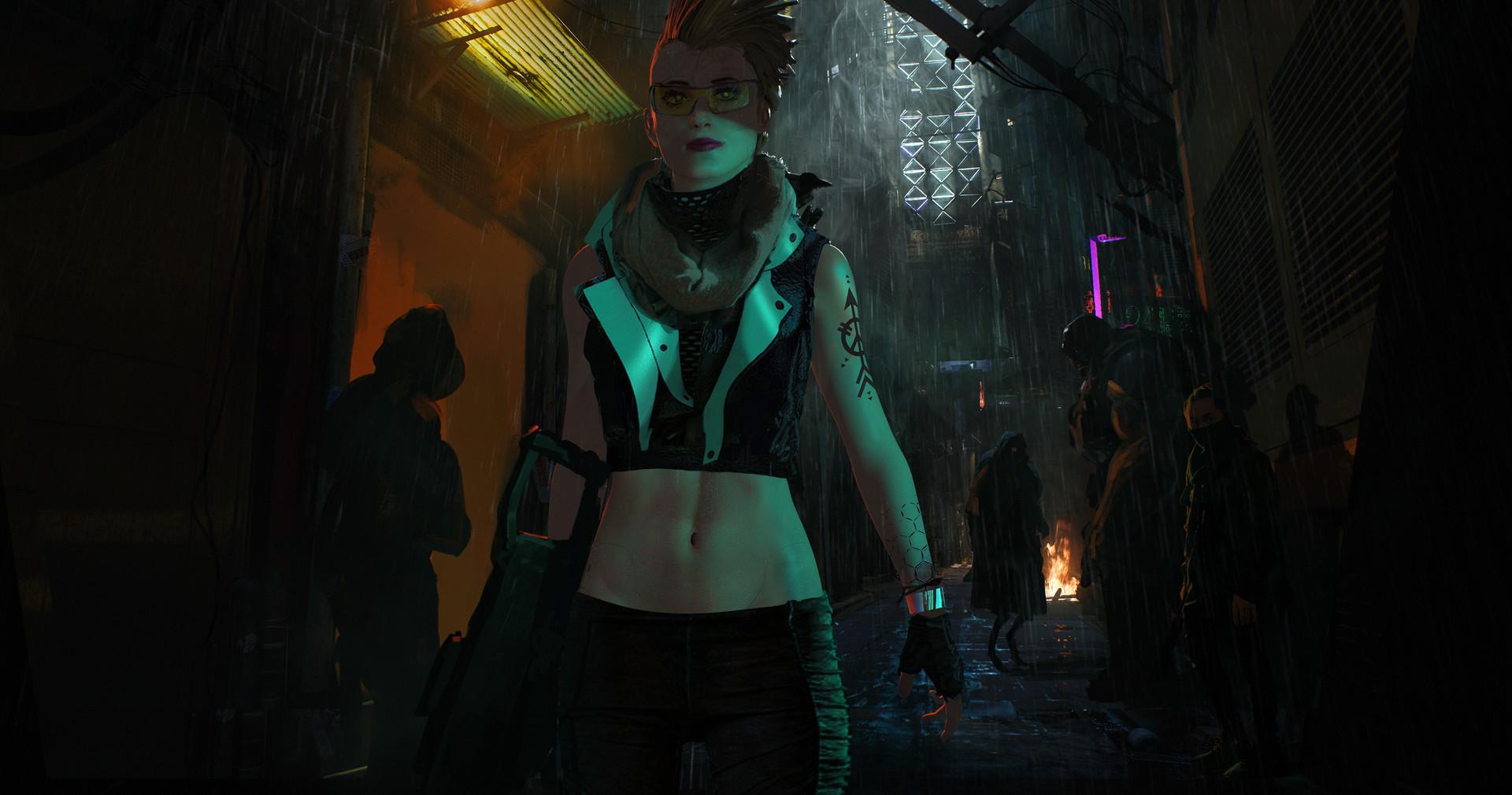 Layne johnson cyberpunk alley 04