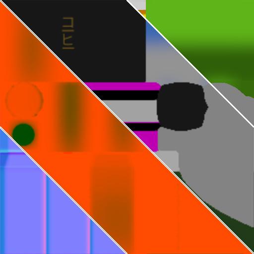 Drinks - Texture Set Breakdown Size: 512x512 [2 BaseColor Maps for variation]