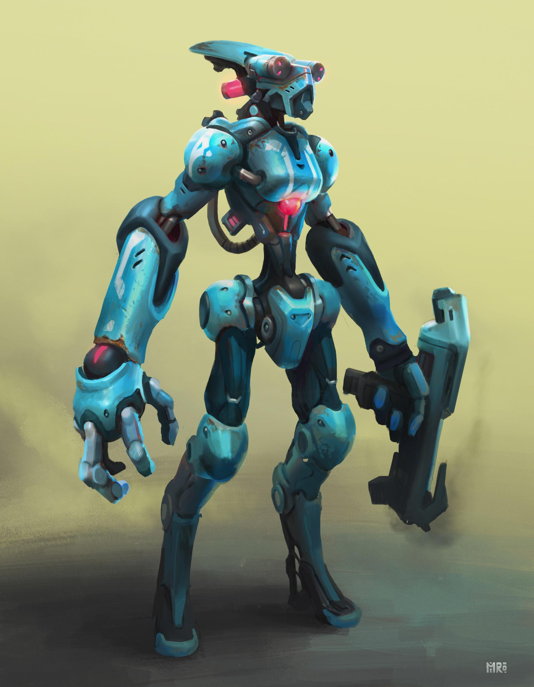 Miro petrov robot5