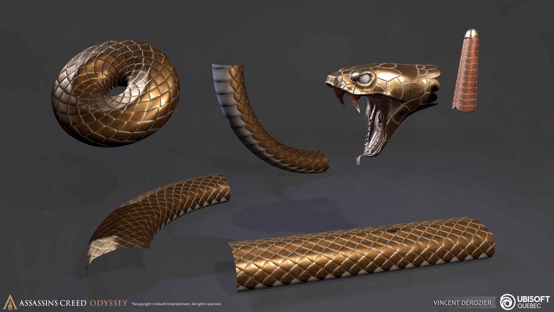 Vincent derozier props snake 3