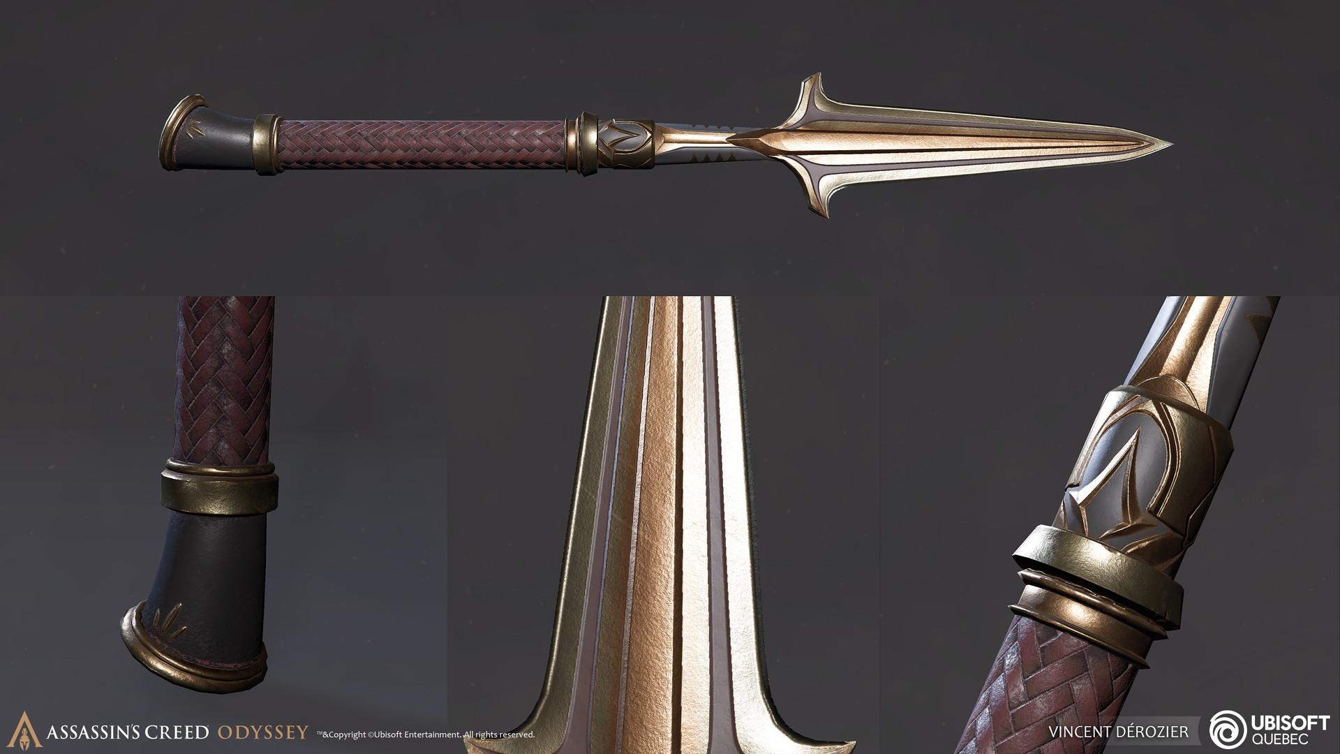 Vincent derozier props spears 3