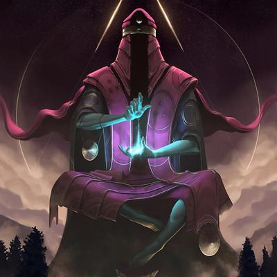 Aniruddha card ethereal ani