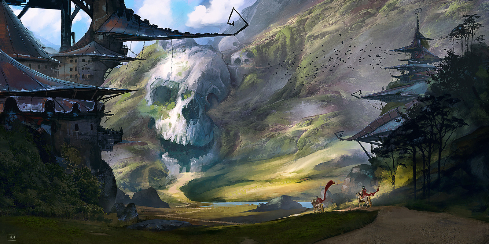 Project Temples - Titan