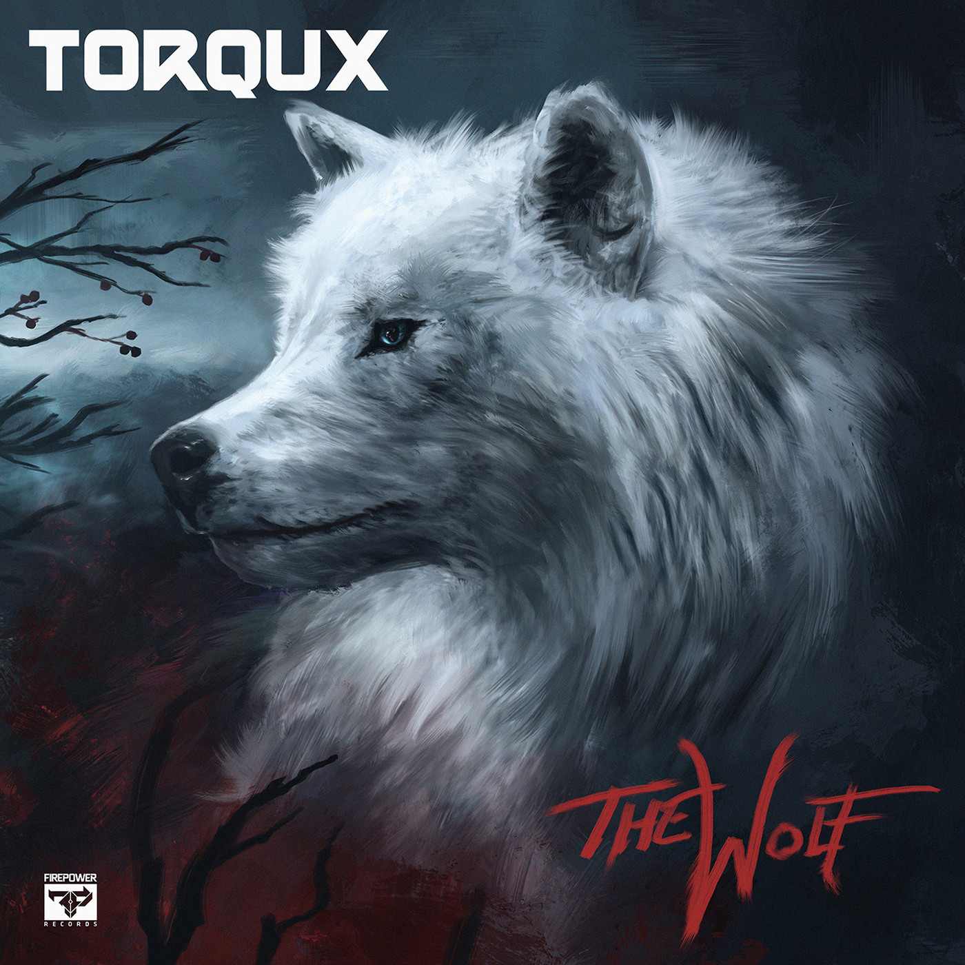 Eric hallquist torqux the wolf ep art 1400px