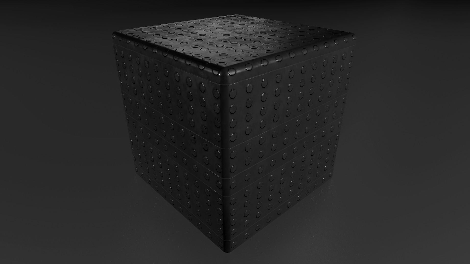 Axel loreman rubbercube
