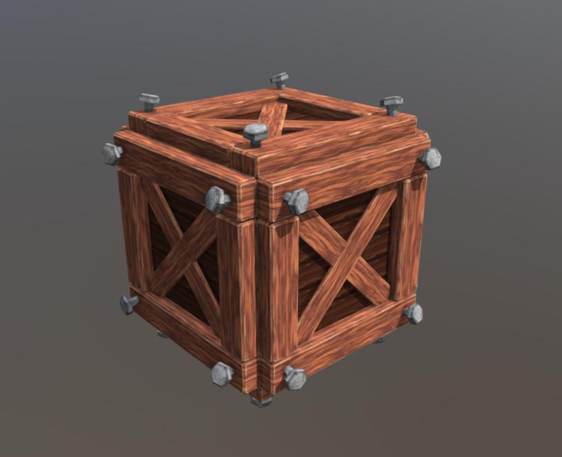 Jordan cameron stylized box