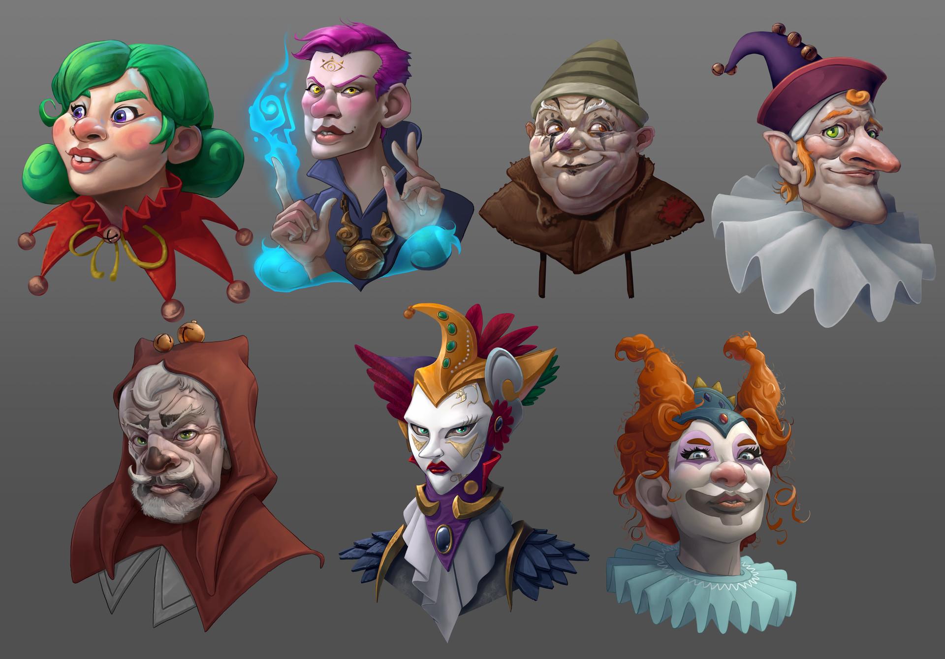 Lloyd hoshide clownlineup