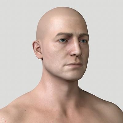 Alex lashko averagecaucasianmalebody by alexlashko marmoset 12