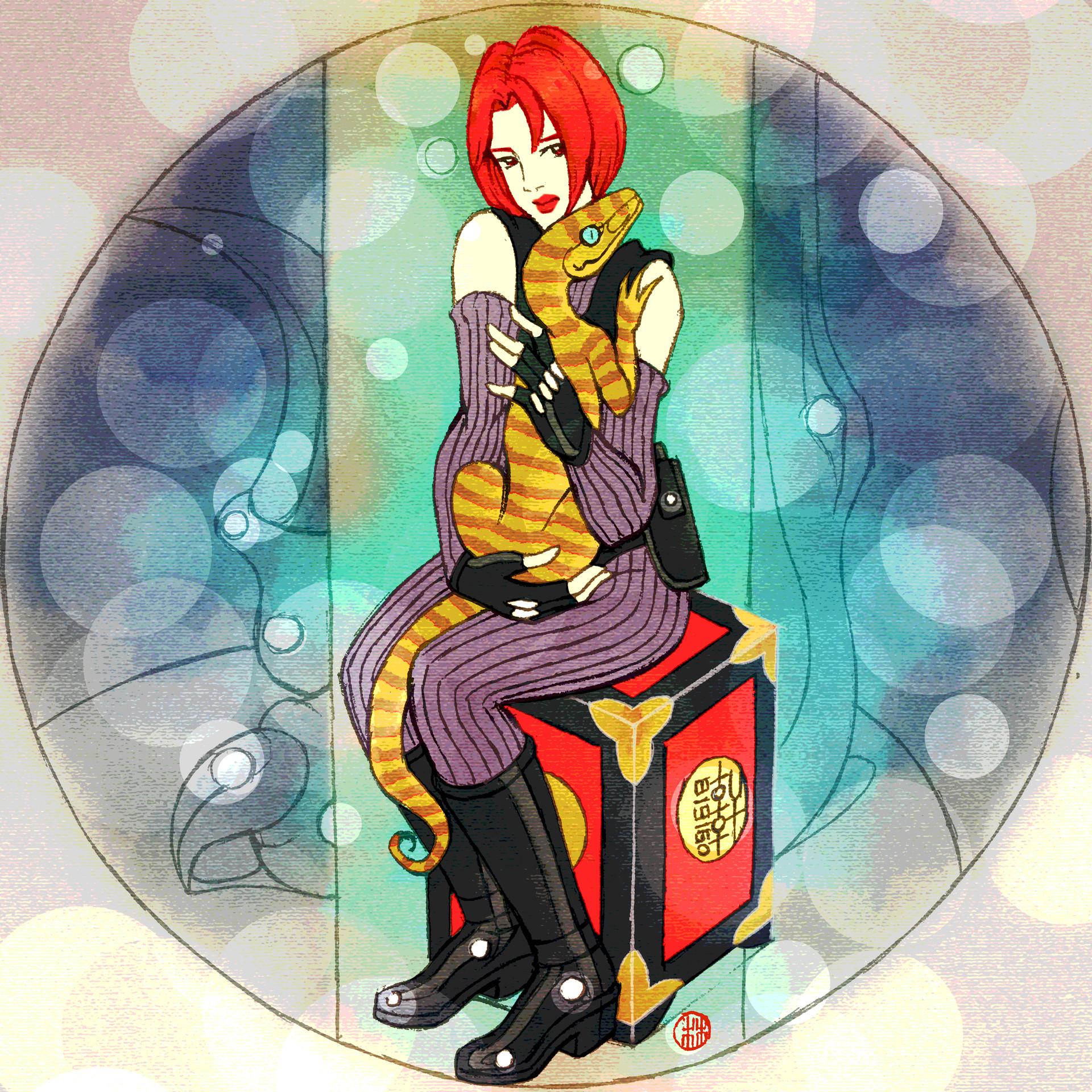 Eric lynx lin regina yumeji01