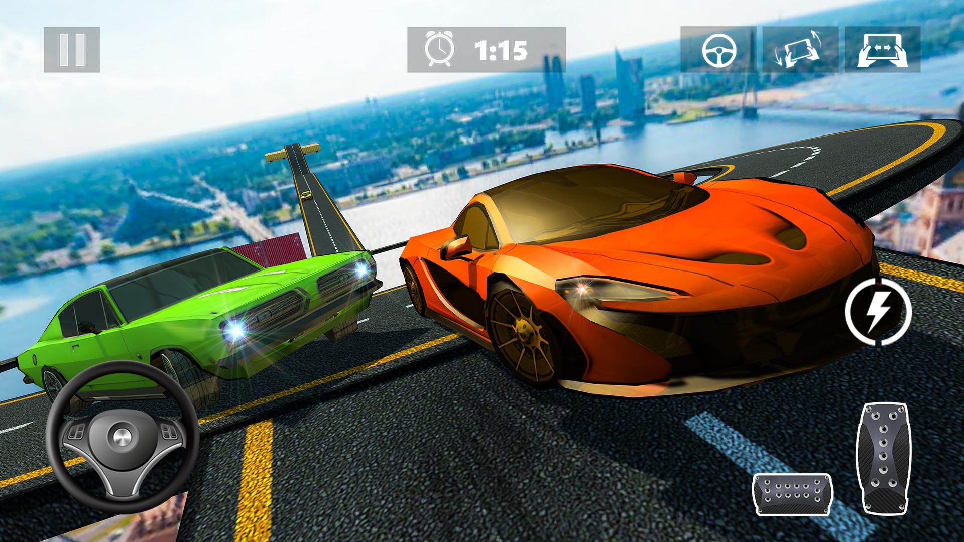 ArtStation - Real Impossible Tracks Stunts - Screenshot - Design