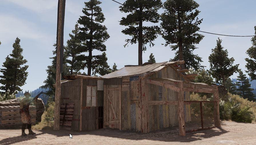Michael tu abandonned shack 06
