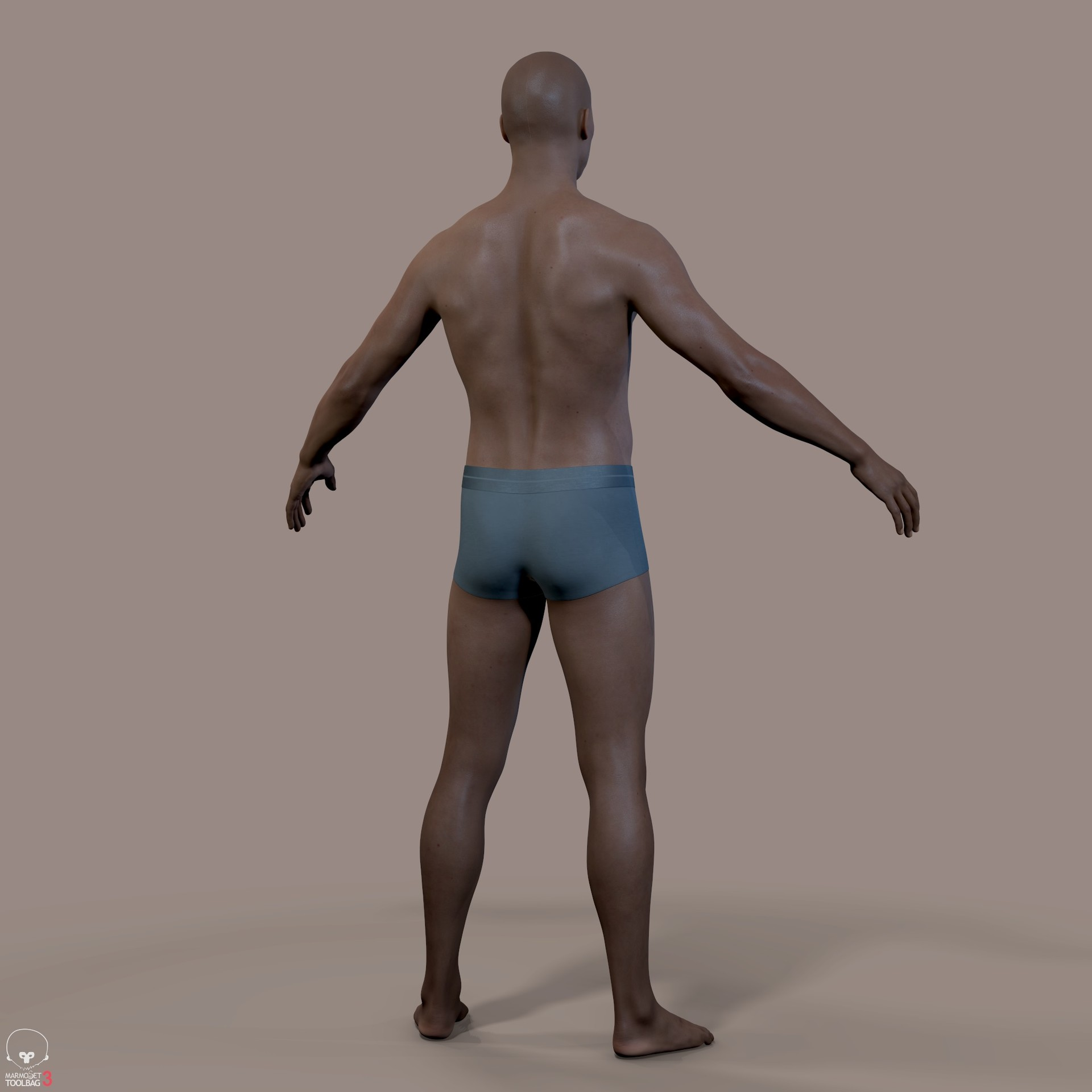 Alex lashko averageblackmalebody by alexlashko 00006