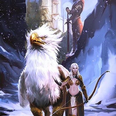 Artemy s maslov white archer 6d