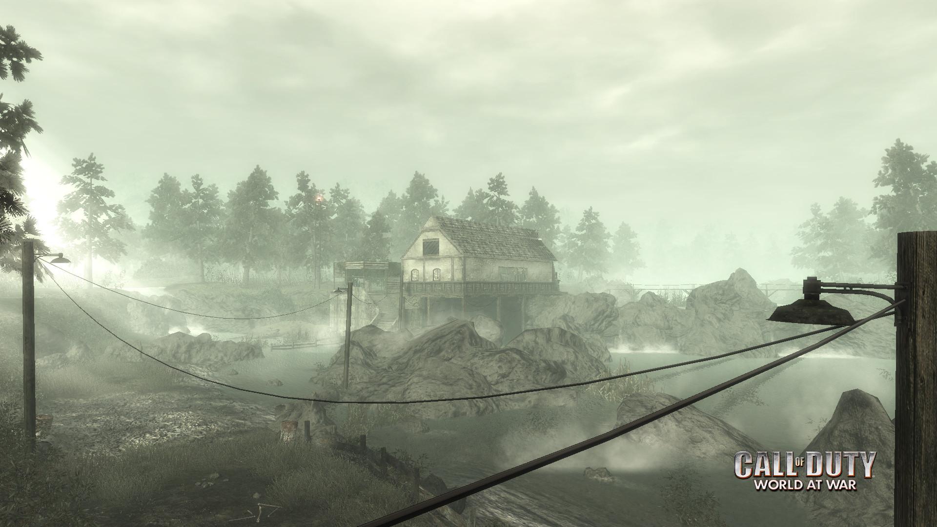 Cihan Gürbüz - Farm Swamp - Custom Zombie Map - Call Of Duty: World ...